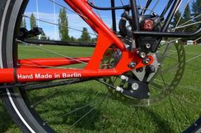 Rohloff & disk brake